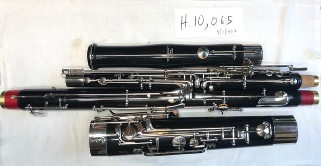 Heckel Bassoons For Sale – Paul Nordby Bassoon Repair